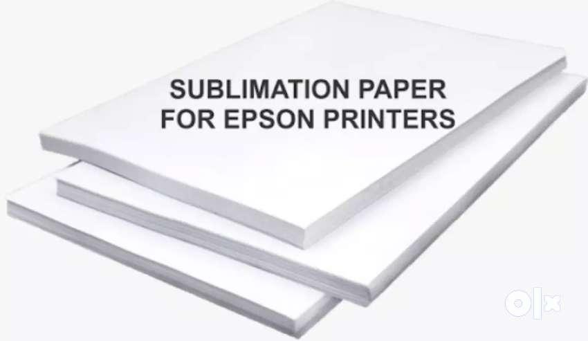 Sublimation Paper 0