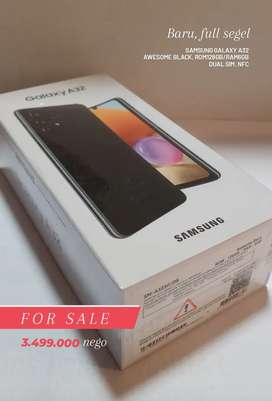 [BARU, FULL SEGEL] Samsung Galaxy A32 (128GB/6GB) - Awesome Black