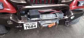 Mahindra Thar 2015 Diesel 50000 Km Driven