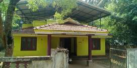 3 bhk 2 storied House For Rent near Amala hospital, Thrissur 8500