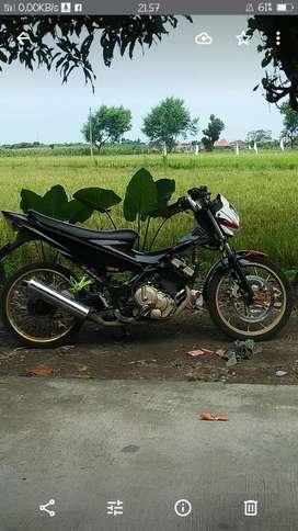 motor bekas suzuki satria  2008