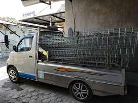 Distributor Pagar BRC Elektroplatting Magelang