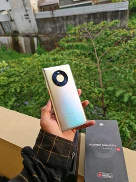 Huawei Mate 40 Pro 8/256 Layar Lengkung Super Amoled