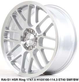 RAI-S1 HSR R17X75 H10X100-114,3 ET40 SMF