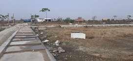 RL PLOT  1100/- Rs Rate 80% Bank Loan  ( Hingana To Amrawati Road )