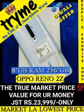 TRYME RENO 2Z Oppo Full Kit Box Brand New Conditions