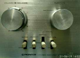 PIONEER SA-7500 Stereo integrated amplifier,made in Japan