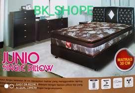 Spring bed - Matras SweetLand type juniosingle pillow top