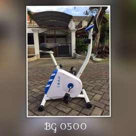 Sepeda Statis Magnetik Bike // Rabu Gym 18.18