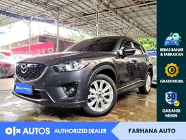 [OLX Autos] Mazda CX5 2013 2.5 A/T Grand Touring Bensin #Farhana Auto