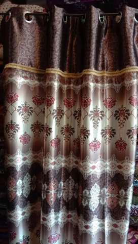 New stylish branded curtains
