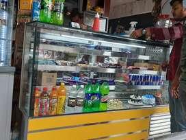 Cake fridge available