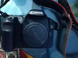 Canon D50 with Original Canon lens 18-135