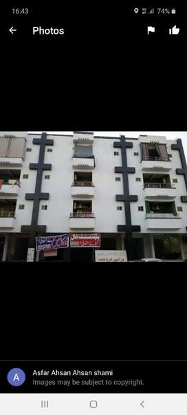Flat for sale asghar mall scheme shami heights
