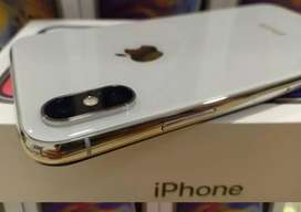 I phone x Refurbished available with warranty