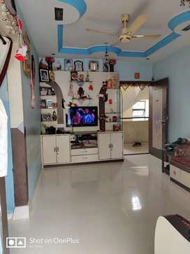 Resale furnished 2bhk luxurious flat in Jail road nasik road
