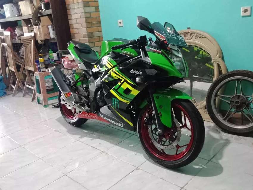 Kawasaki Ninja RR mono 250 0
