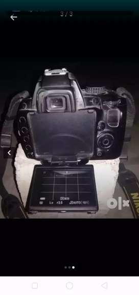 Camera D5000