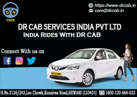 Dr cab service book your ride at 8 rs/ km.