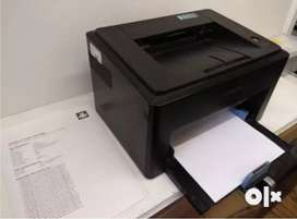 Samsung laser printer.. With 2600 pages toner