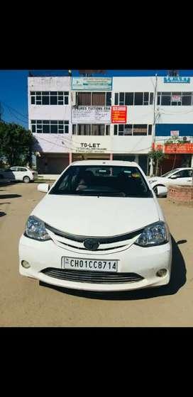 Toyota Etios 2012 Diesel Good Condition