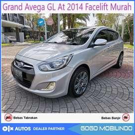 Grand Avega GL At 2014 Facelift Low KM bisa kredit