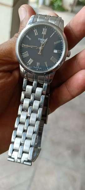 Sell my Tissot company watch good work