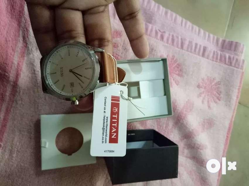 Titan original brand new watch mens 0
