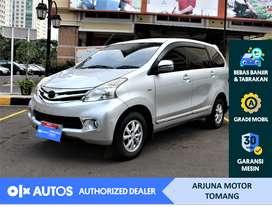 [OLX Autos] Toyota Avanza 2013 1.3 G M/T Bensin Silver #Arjuna Tomang