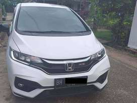 All New Honda Jazz RS CVT 2018 Putih
