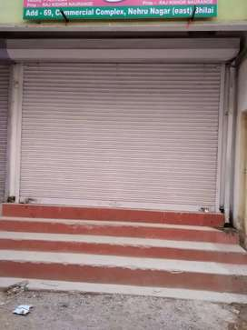 Commercial space available for rent in Nehru Nagar,Bhilai
