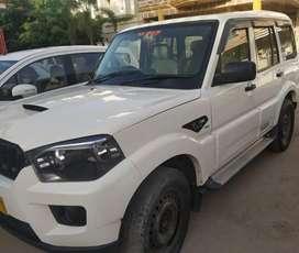 Mahindra Scorpio 2019 Diesel 57000 Km Driven