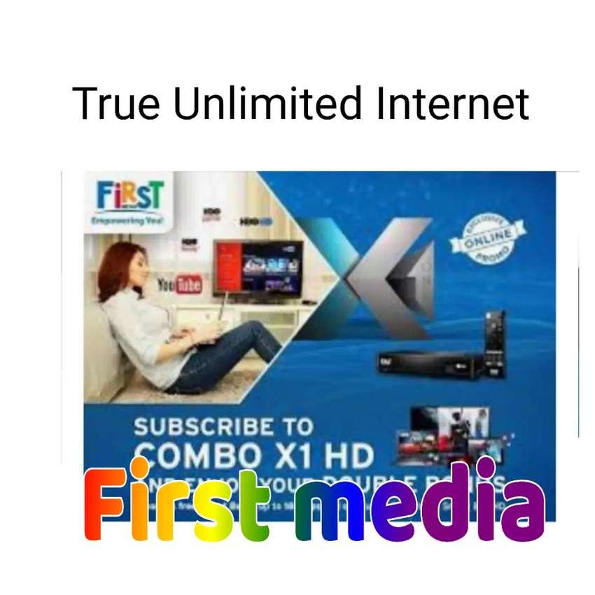 FIRSTMEDIA PROMO INTERNET 0