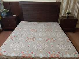 low profile bed room set