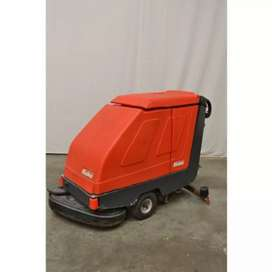 Automatic floor washer machines