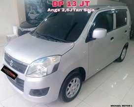 Karimun Wagon DP13Jt R GL AT 2017 DP Murah SEINDONESIA
