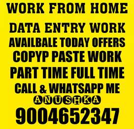 • HOME BASED JOB OPENING