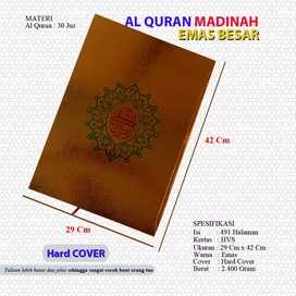 Al.Qur.an Madinah emas.