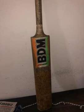 Dues bat of cricket