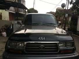 Landcruiser vx80 turbo diesel 1996
