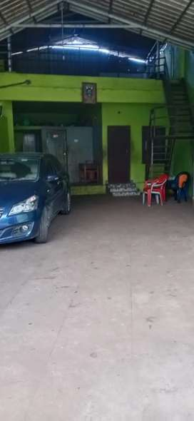 Office and Shop  for Sale Near National Highway , Paraicode