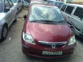 Honda City 1.5 EXi New, 2005, Petrol