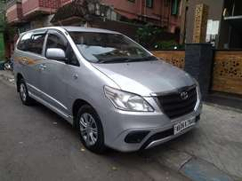 Toyota Innova 2.5Gx diesel, 8 seater, tax paid up to 2024.