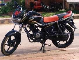 Good condition & mentenc bike