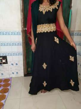 Gown size 38 to 42