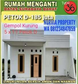 Rumah New On Progres Benowo