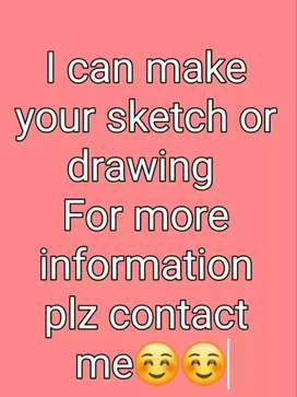 I can make your art