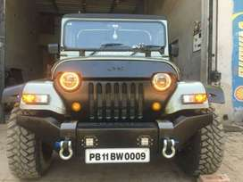 Paink motors jeep modification all india trasport