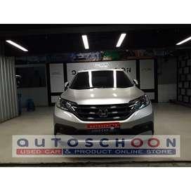 Honda CRV 2013 Matic sudah termasuk terima pajak baru a/n pemilik