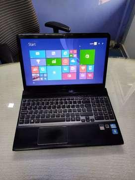 Sony vaio laptop i3 processor neat condition